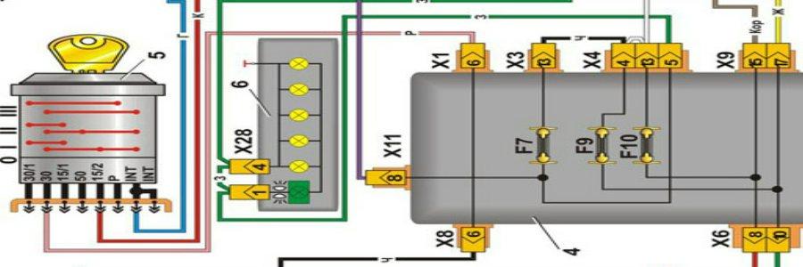 Ваз 2105 ремонт электрики